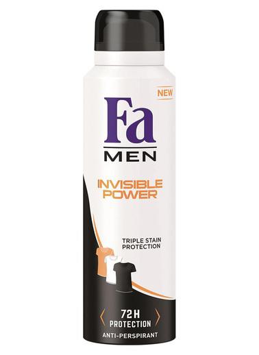 Fa Fa Men Invısıble Power Deo 150 Ml Renksiz